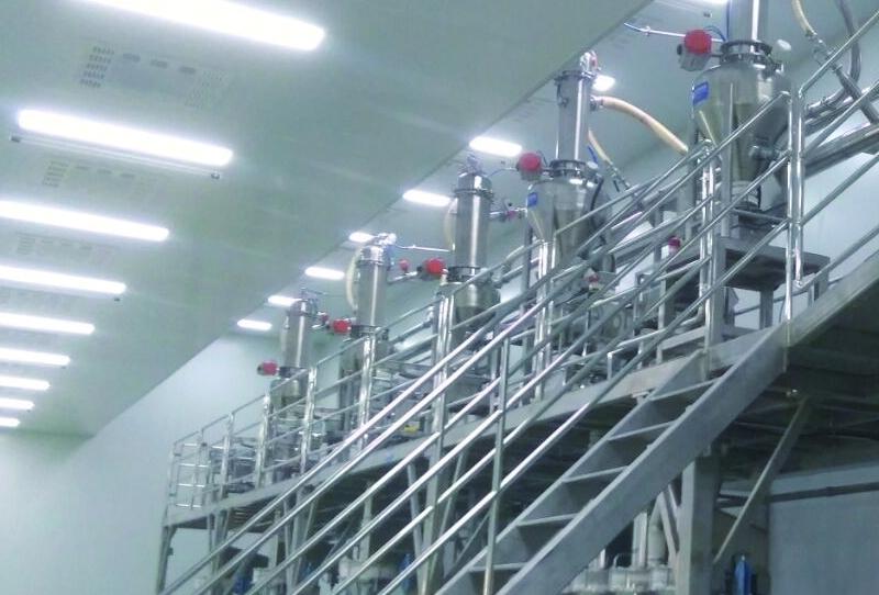 输送装置无尘投料站的特征以及其工作原理介绍